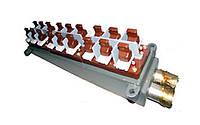 БММ 2-3 ПЭ-6 (18х2) — Бокс кабельный междугородный 18-парный с 2-мя вводами