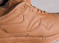 Шоколадные Nike Air Max 1 от скульптура Йоста Гудриаана