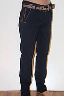 Зауженные темно-синие джинсы  REDMAN