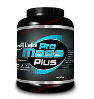 AllSports Labs - Pro Mass Plus 4 kg (30% protein Glutamine, creatine, taurine added)