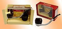 Трубка Falcon 6282251 изогнутая 2 чашки, 3 ерша, 25 фильтр.колец, в подар. короб