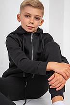 Дитячий світшот Stimma Сеул 6090 158 черый