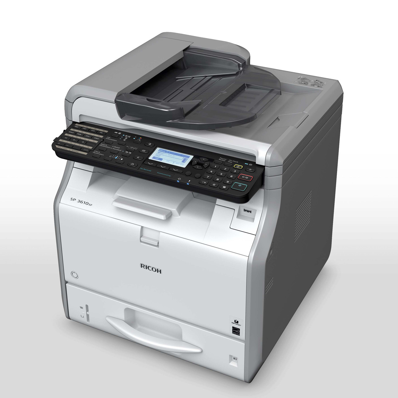 RICOH SP 3600SF (сетевой принтер/сканер/копир/факс)