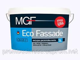 КРАСКА ФАСАДНАЯ   ECO FASSADE М690 MGF DUFA 14кг