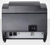 заказать POS принтер чеков XPrinter XP-T58NC