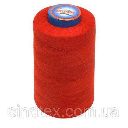 010 Нитки Super швейные цветные 40/2 4000ярдов (6-2274-М-010), фото 2