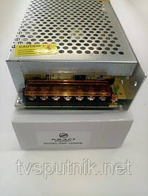 Импульсный блок питания Kraft KRF-1205PB (12В 5А)