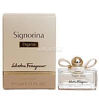 Salvatore Ferragamo Signorina Eleganza - Парфюмированная вода (Оригинал) 5ml (миниатюра)