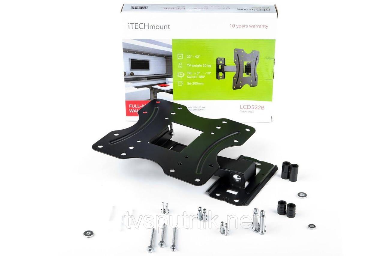 """Кронштейн ITECHmount LCD522B (от 23"""" - до 42"""")"""