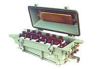 БМВМ 1-2 ПЭ-6 (12х2) - Бокс кабельный телефонный междугородный влагонипроницаемый, 12-парный