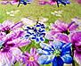 """Комплект постельного белья Поликоттон полуторный (150*215) """"Полевые Цветы"""", фото 2"""