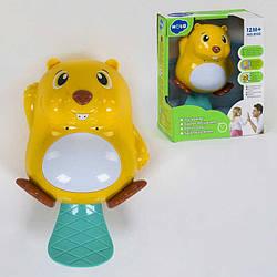 Водоплавающая игрушка с подсветкой Бобер Hola 8102 2-81301A ES, КОД: 2457268