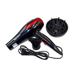 Фен Promotec PM-2305 3000 Вт Черный K1010050281 ES, КОД: 2365487