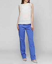 Женские брюки Gerry Weber 40R Голубой 2900053919015 ES, КОД: 997229