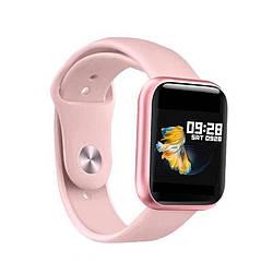 Умные часы Smart Watch SX16 Pink ES, КОД: 1478022