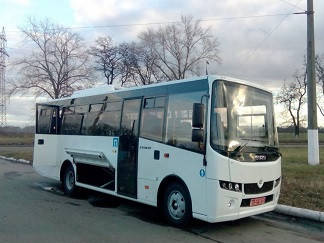 Автобус Атаман A09216, Пригородный автобус, Городской автобус