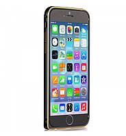 "Бампер металлический Epic для iPhone 6/6s Plus (5.5"") Black"