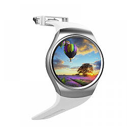 Смарт-часы Smart Watch F13 Silver KW18 ES, КОД: 1280200