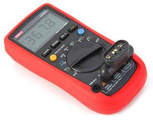 Цифровой мультиметр UNI-T UT61A mdr1205 ES, КОД: 353044