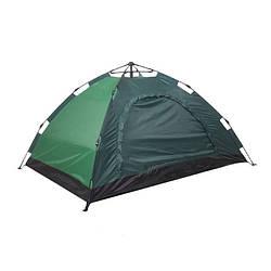 Палатка автоматическая 6-ти местная Adenki Зеленая 77-01438 ES, КОД: 1852049