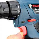 Ударний Акумуляторний Шуруповерт Bosch TSR12-2LI Акумуляторний Ударний Дриль-Шуруповерт БОШ з набором, фото 6