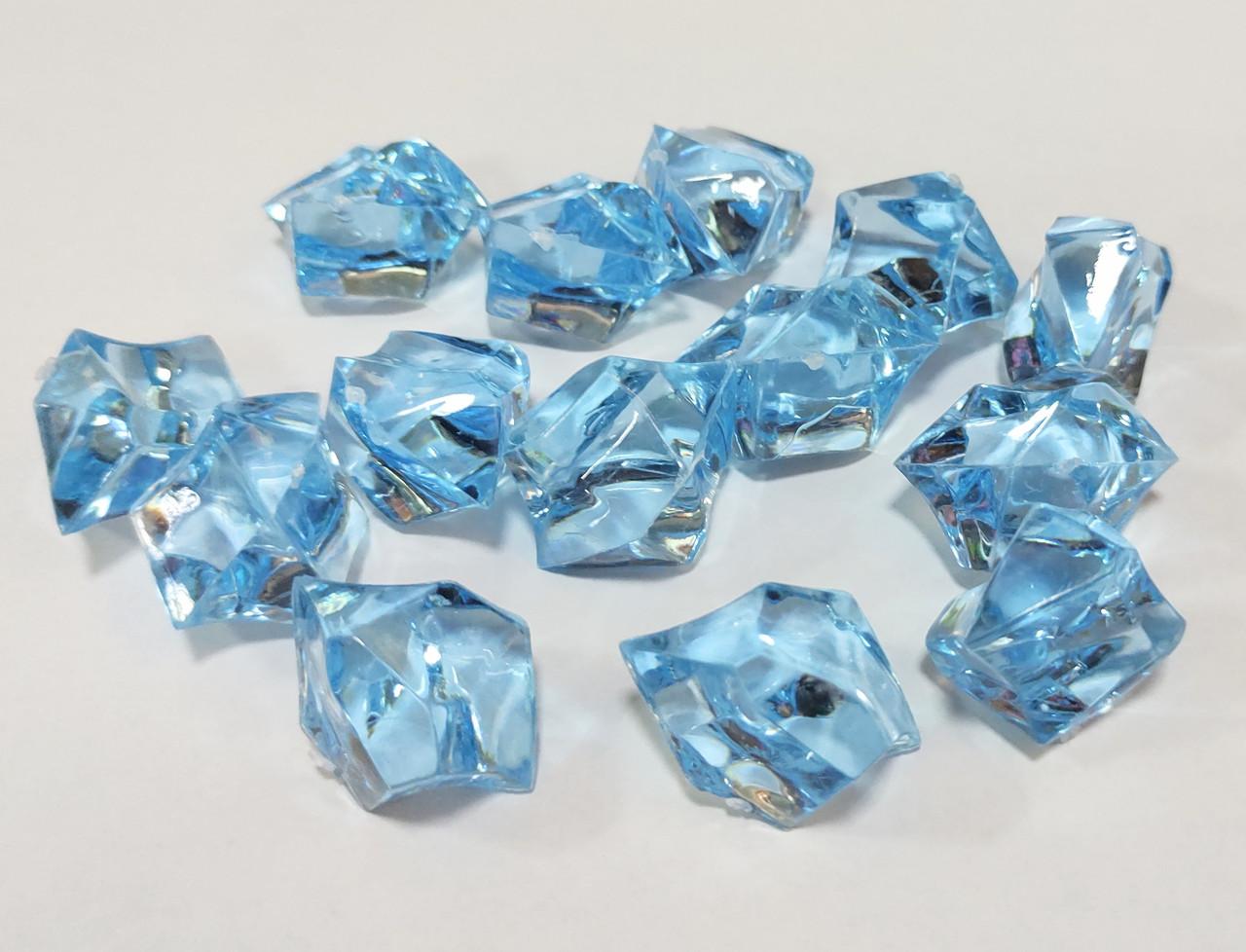 Штучний лід блакитний 50гр.