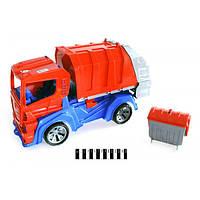 Машинка сміттєвоз Оріон Авто FS 1 Сміттєвоз 032 із сміттєвим баком
