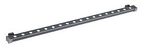 Лінійний архітектурний Led світильник 18W 1000мм IP65
