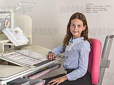 Mealux Winnipeg Multicolor   Детская парта-трансформер, фото 3