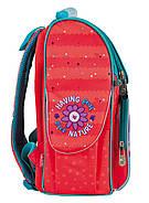 Рюкзак шкільний каркасний YES H-11 Enchantimals Помаранчевий (556134), фото 4