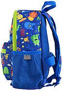 Рюкзак детский 1 Вересня K-16 Monsters Разноцветный (556579), фото 2