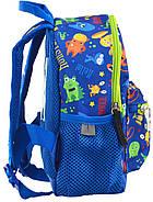 Рюкзак детский 1 Вересня K-16 Monsters Разноцветный (556579), фото 3
