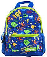 Рюкзак детский 1 Вересня K-16 Monsters Разноцветный (556579), фото 4