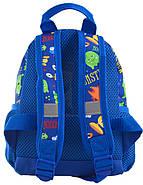 Рюкзак детский 1 Вересня K-16 Monsters Разноцветный (556579), фото 5