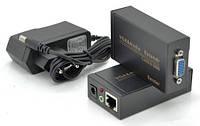 Активний подовжувач VGA по витій парі (100м)