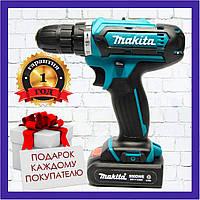 Аккумуляторный Шуруповерт Makita 550 DWE Аккумуляторная Дрель-Шуруповерт Макита ГАРАНТИЯ