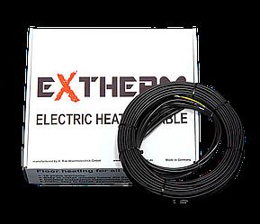 Нагрівальний кабель двожильний Extherm ЄТС ECO 20-3000