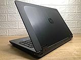 Ігровий Ноутбук HP Zbook 15 + Core i5 + Nvidia 2GB + 16RAM + FullHD + Гарантія, фото 5