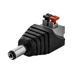 Коннектор питания GV-DC CLIP male (1 пачка = 100шт)