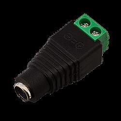 Коннектор для передачи питания Green Vision GV-DC female (1 уп = 100шт)