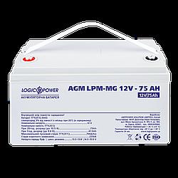 Аккумулятор мультигелевый AGM LPM-MG 12V - 75 Ah
