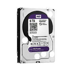 Жесткий диск Western Digital 6TB Purple