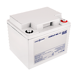 Акумулятор мультигелевый AGM LogicPower LP-MG 12 - 40 AH