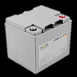 Акумулятор мультигелевый AGM LogicPower LP-MG 12 - 45 AH