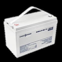 Акумулятор мультигелевый AGM LogicPower LP-MG 12 - 100 AH