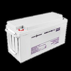 Акумулятор мультигелевый AGM LogicPower LP-MG 12 - 150 AH