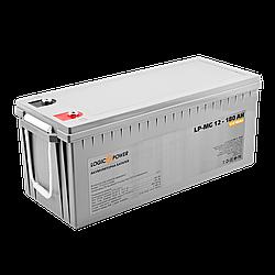 Акумулятор мультигелевый AGM LogicPower LP-MG 12 - 180 AH