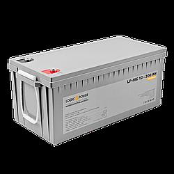 Акумулятор мультигелевый AGM LogicPower LP-MG 12 - 200 AH