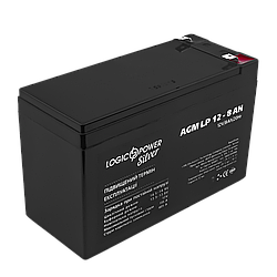 Аккумулятор кислотный AGM LogicPower LP 12 - 8,0 AH
