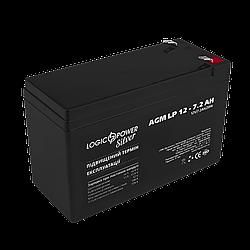 Аккумулятор кислотный AGM LogicPower LP 12 - 7,2 AH